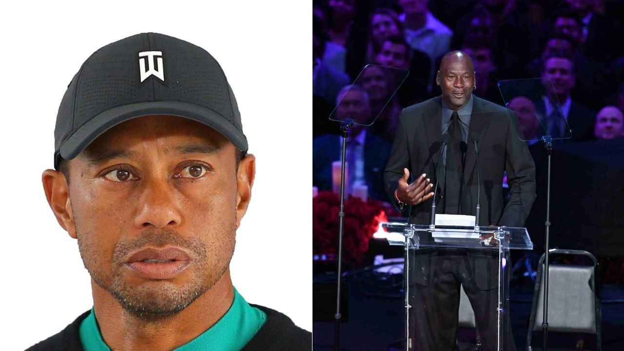 """""""I think I could be even bigger, like a Michael Jordan"""": When young Tiger Woods showed supreme self-belief, said he could be golf GOAT"""