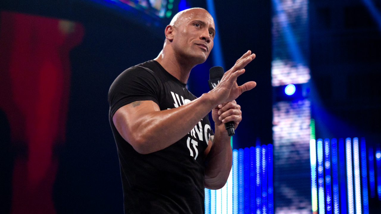 WWE announce a special appearance from The Rock on Talking Smack