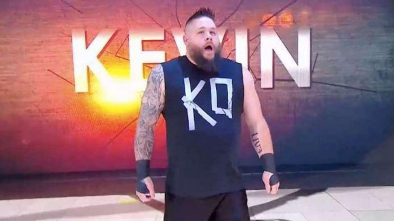 Kevin Owens reveals WWE had plans for him to go to NXT and NXT UK last year