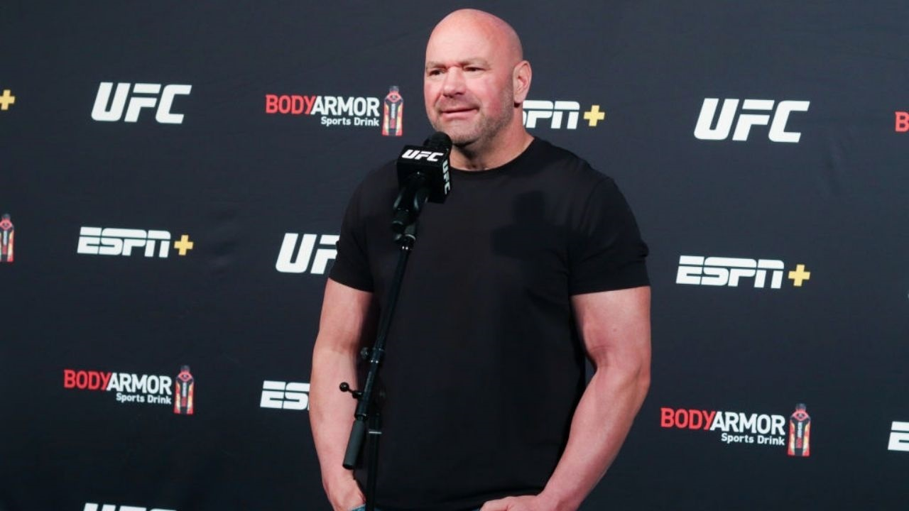 'We're all gonna get it'- Dana White Gives His Outright Opinion On Covid-19
