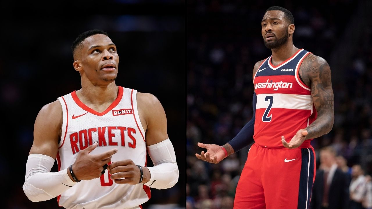 'I feel bad for Beal': NBA executives rail on Westbrook and Wall following blockbuster trade