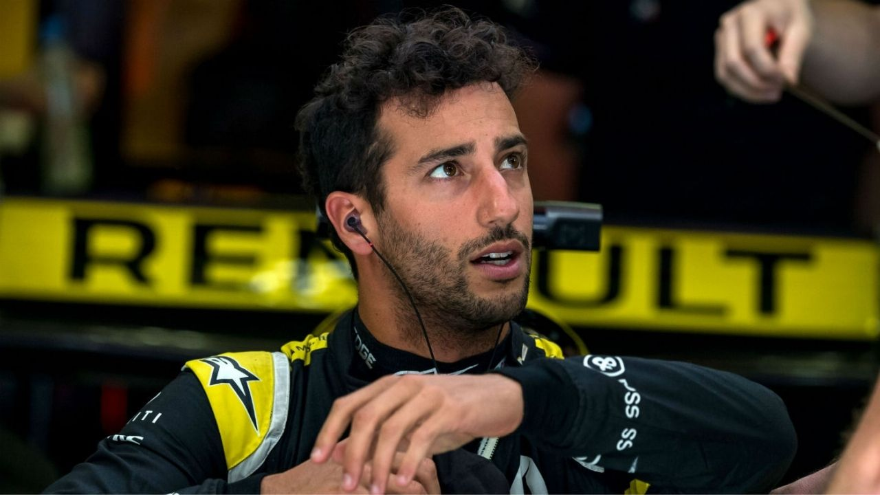"""""""I'm really pleased with how far we've come""""- Daniel Ricciardo pleased with Renault's progress"""