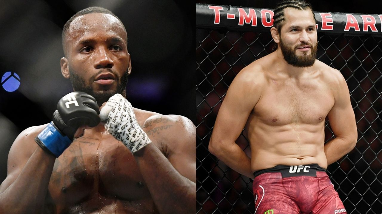 'Where that bit** Jorge at?': Leon Edwards inquires about the whereabouts of Jorge Masvidal