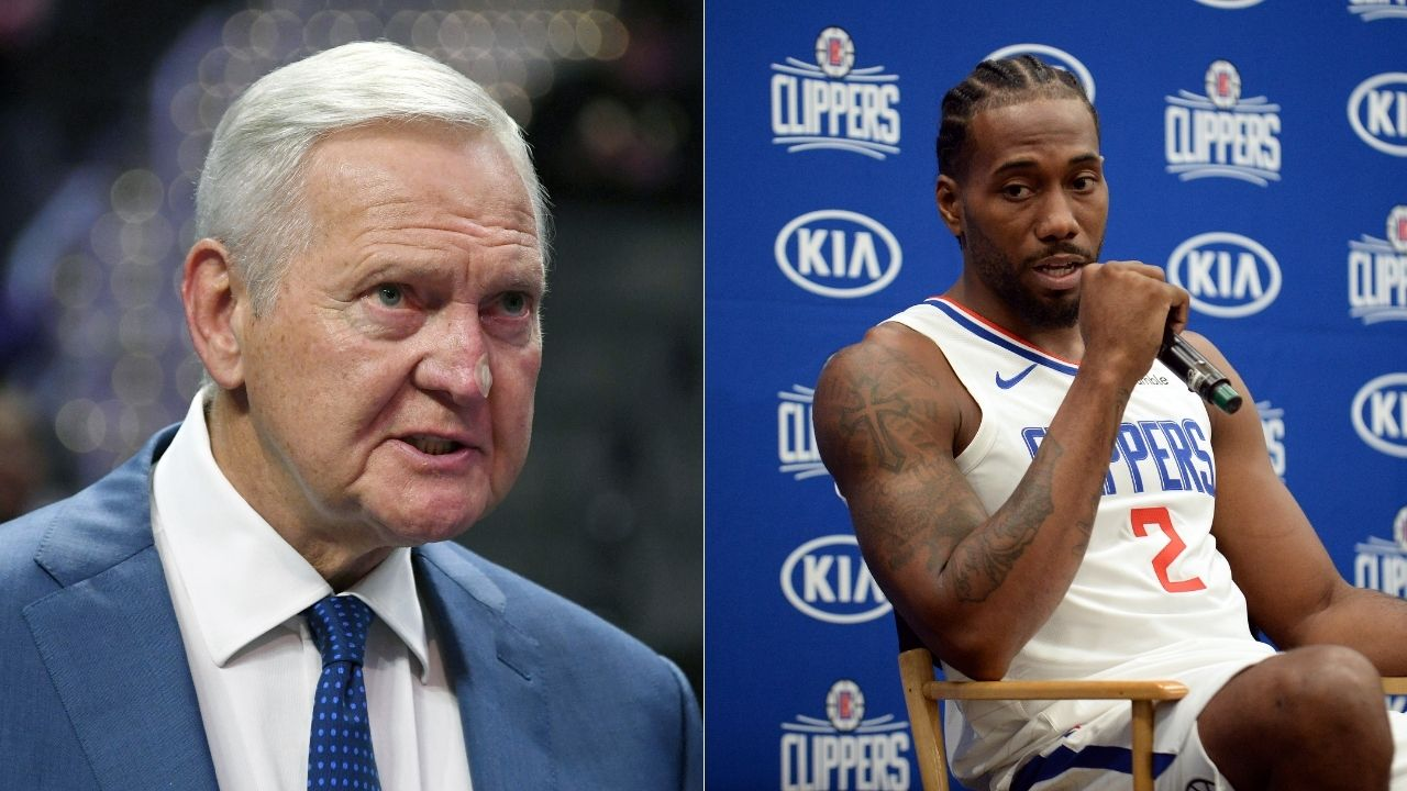 'Hard to believe Kawhi Leonard would choose s**tshow Lakers': Jerry West voicemail leak could be evidence against Clippers front office