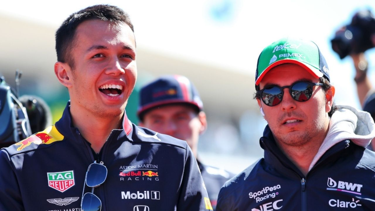 Sergio Perez to join Red Bull with Alex Albon role to be re-defined