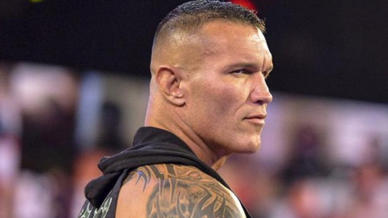 Eric Bischoff compares Randy Orton to Goldberg and other Wrestling legends