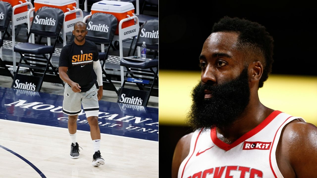 'James Harden would fly to Vegas on off days': How preferential treatment by Rockets led to rift with Chris Paul