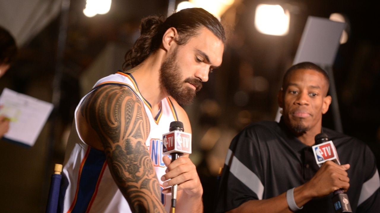 'Pretty simple bud, just get out of the way': Steven Adams' hilarious response to question about Pelicans spacing with Zion Williamson