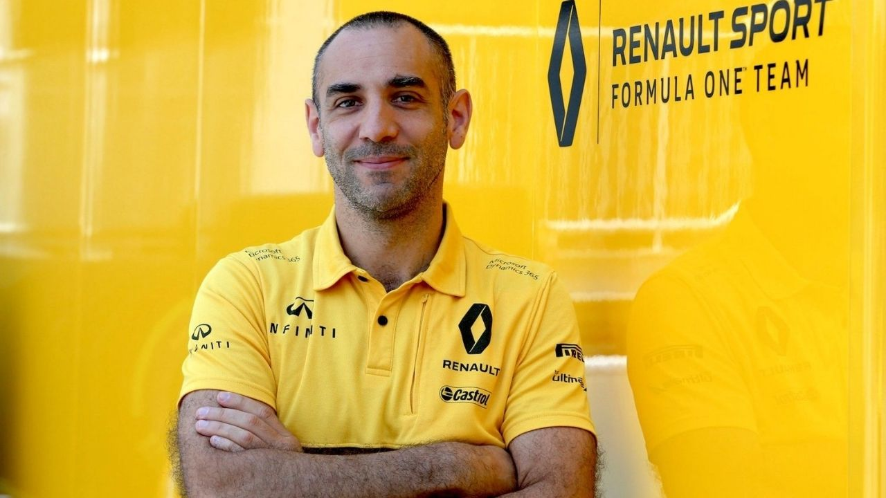 """""""Formula 1 will become a sport all about energy""""- Cyril Abiteboul on what to expect next in F1"""