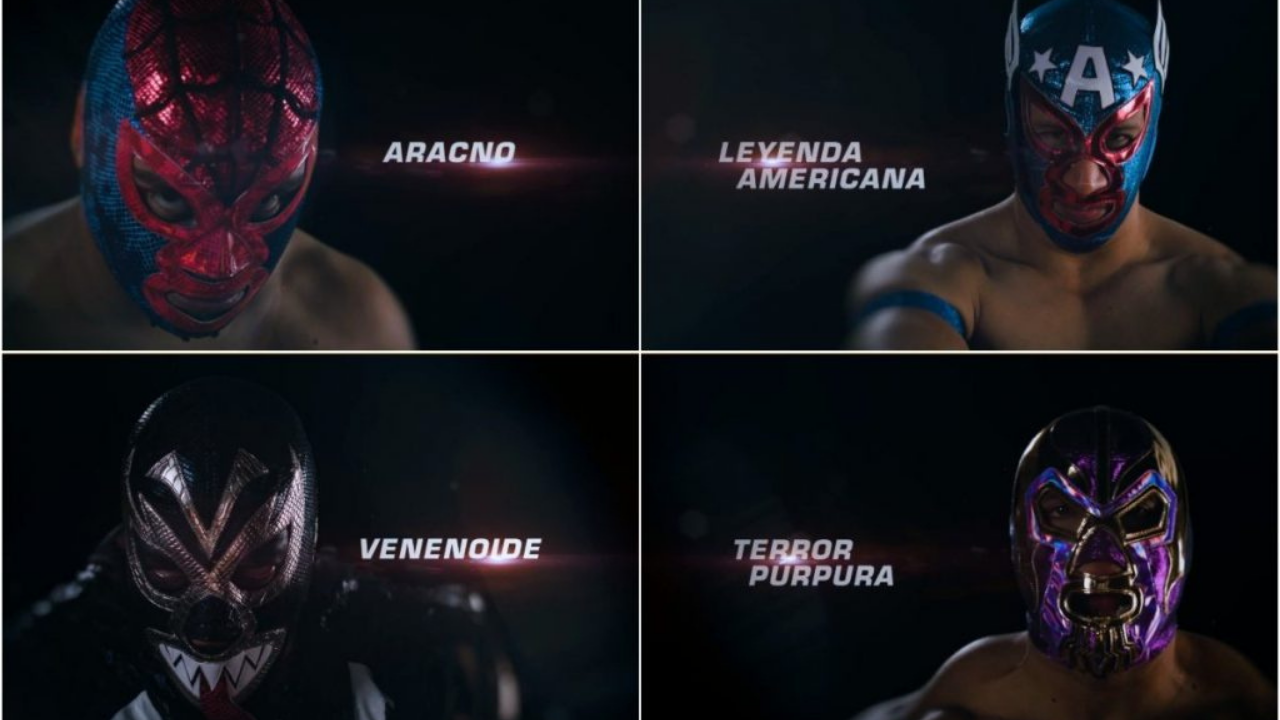 Marvel and AAA crossover match a hit with Marvel themselves