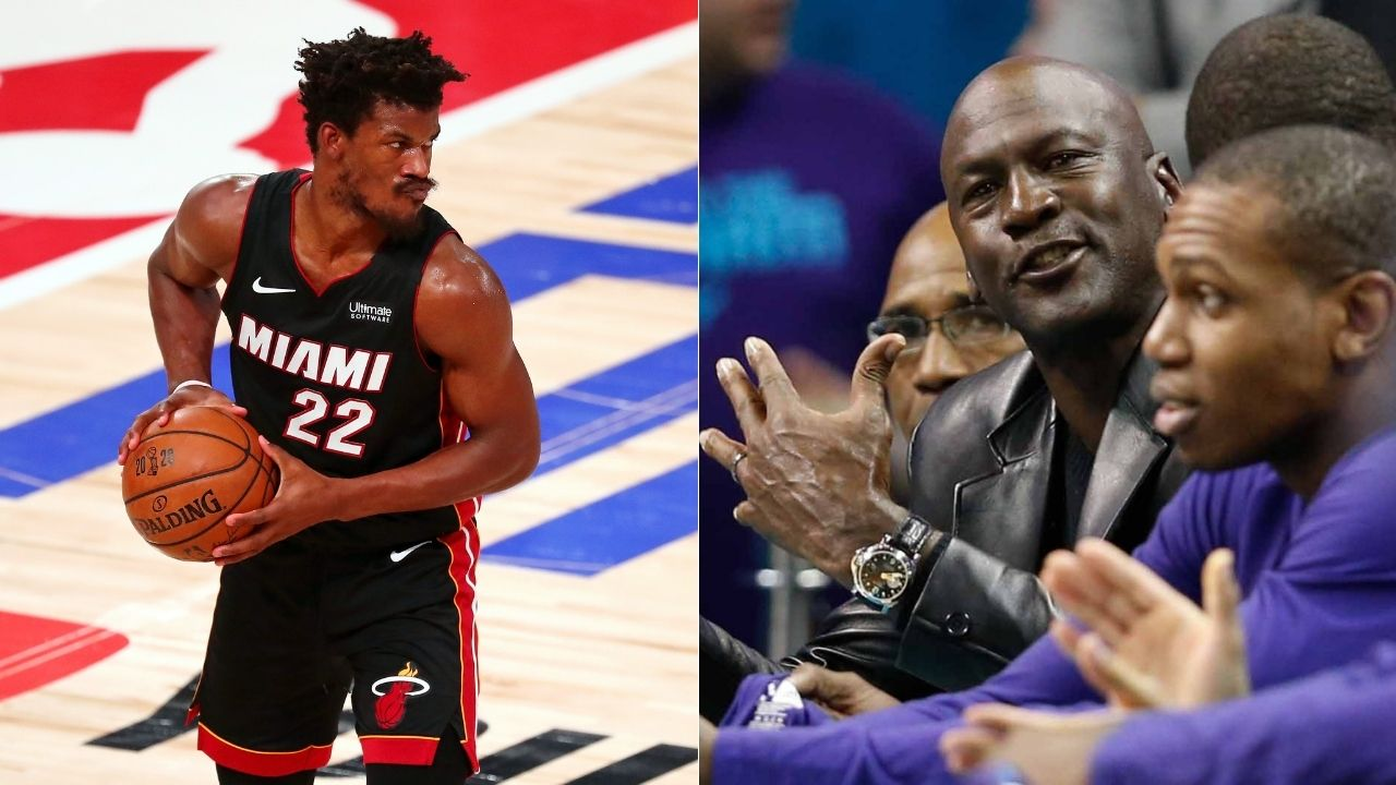 """""""Jimmy Butler could be Michael Jordan's illegitimate son"""": Crazy conspiracy theory explains how Bulls legend could be related to Heat star"""