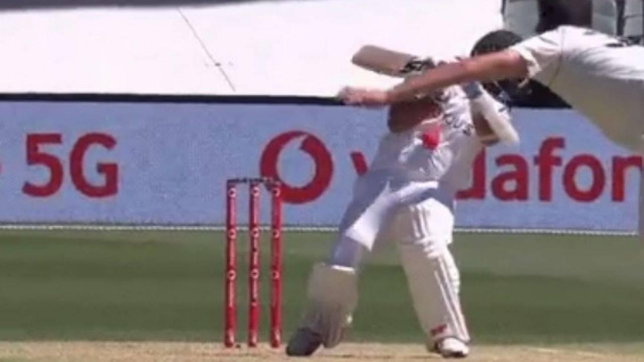 Mohammed Shami injury: Watch Pat Cummins' short ball retires hurt Shami; 36 becomes India's lowest Test score