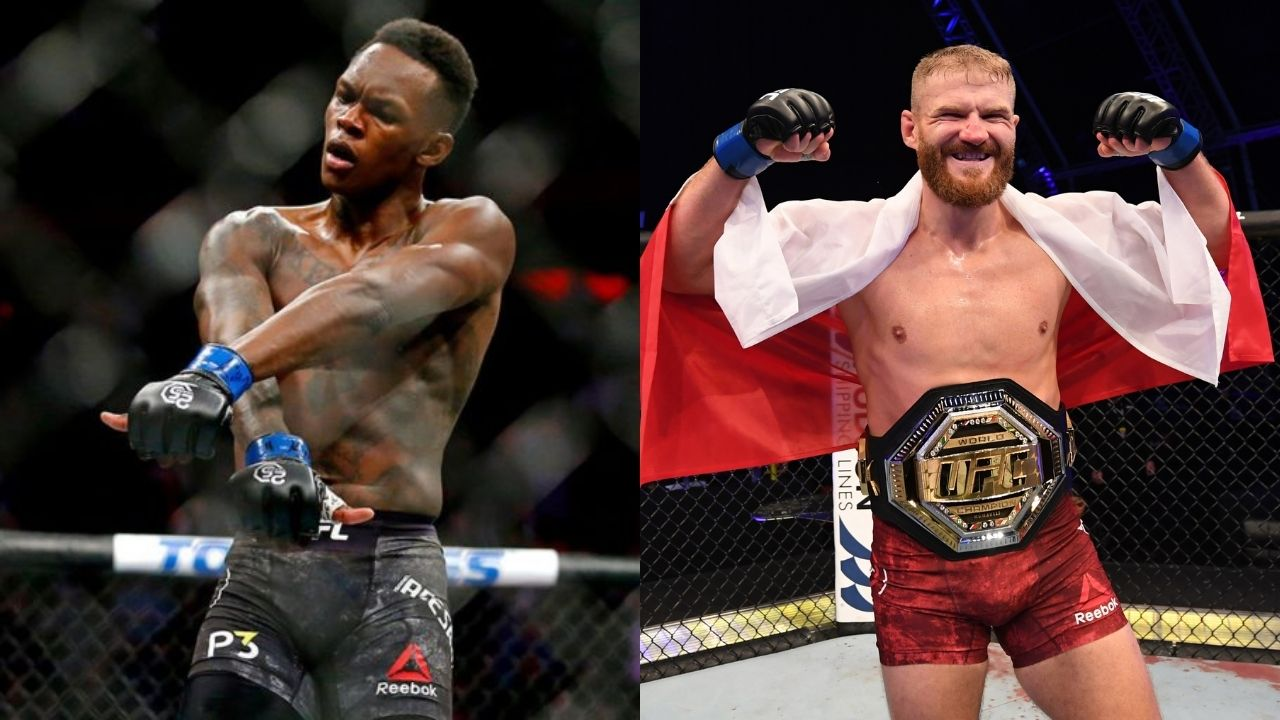 Israel Adesanya Vs. Jan Blachowicz: Is the Champion Vs. Champion bout being targeted for UFC 259? | The SportsRush