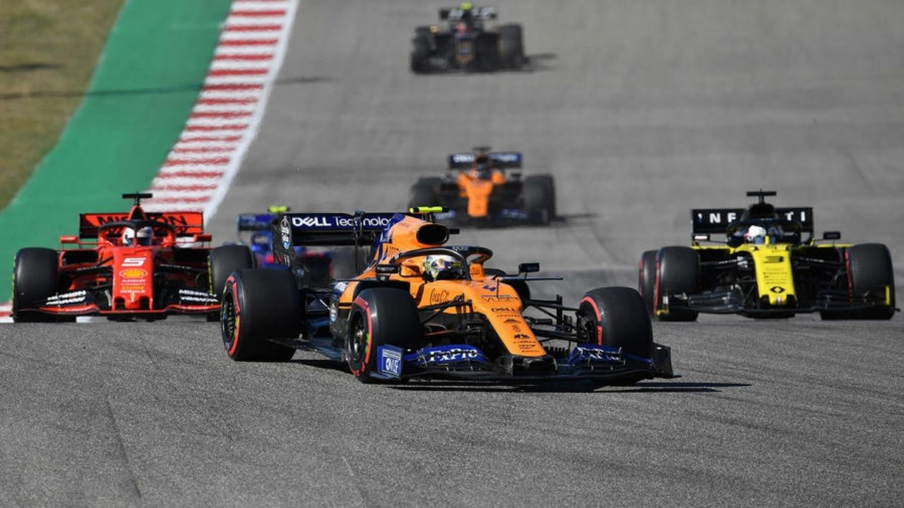"""""""It's sporting prestige, not money""""- McLaren on third place finish in F1 Championship 2020"""