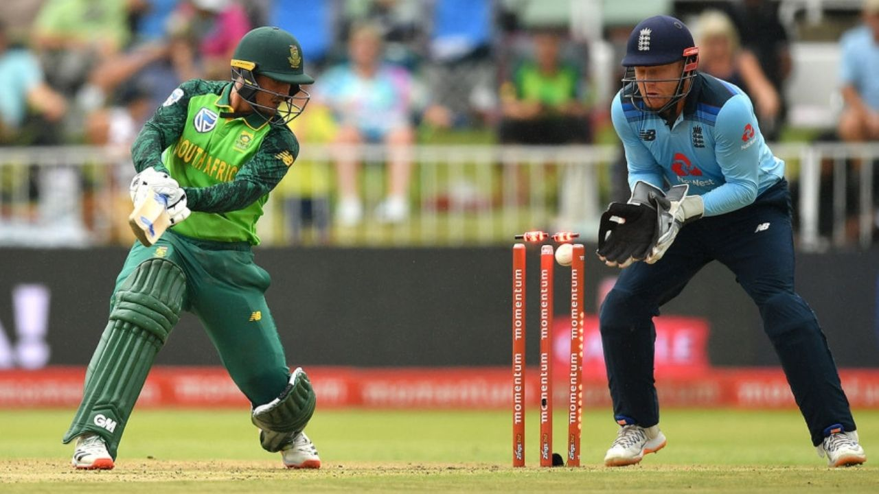 Why has South Africa vs England 1st ODI in Cape Town been postponed?