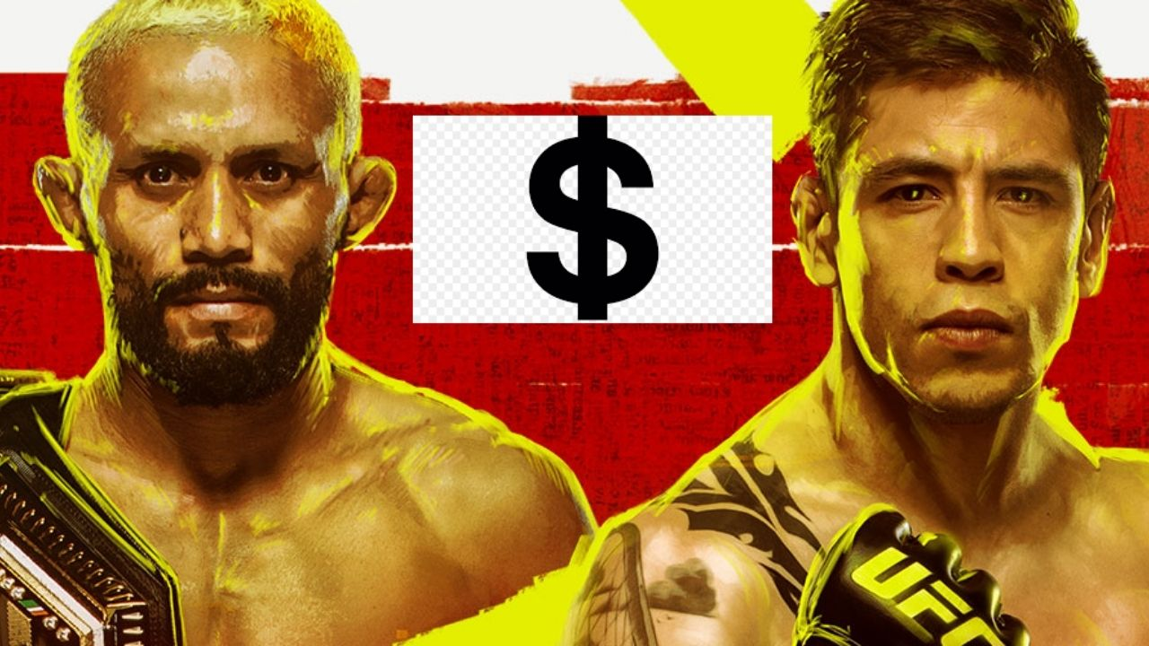 UFC 256 Fight Night Payout: How Much Money Will Each Fighter Receive?