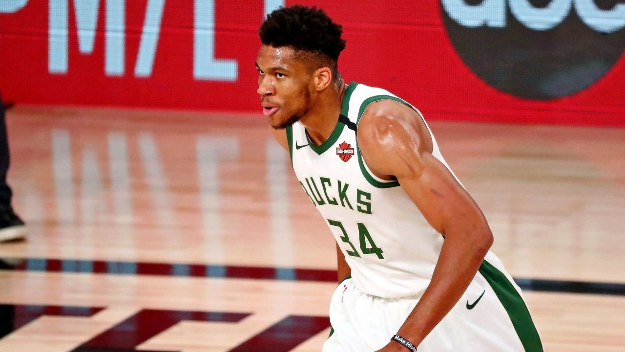 2x NBA MVP Giannis Antetokounmpo reveals what made him sign supermax extension with the Milwaukee Bucks, and his plans for the future