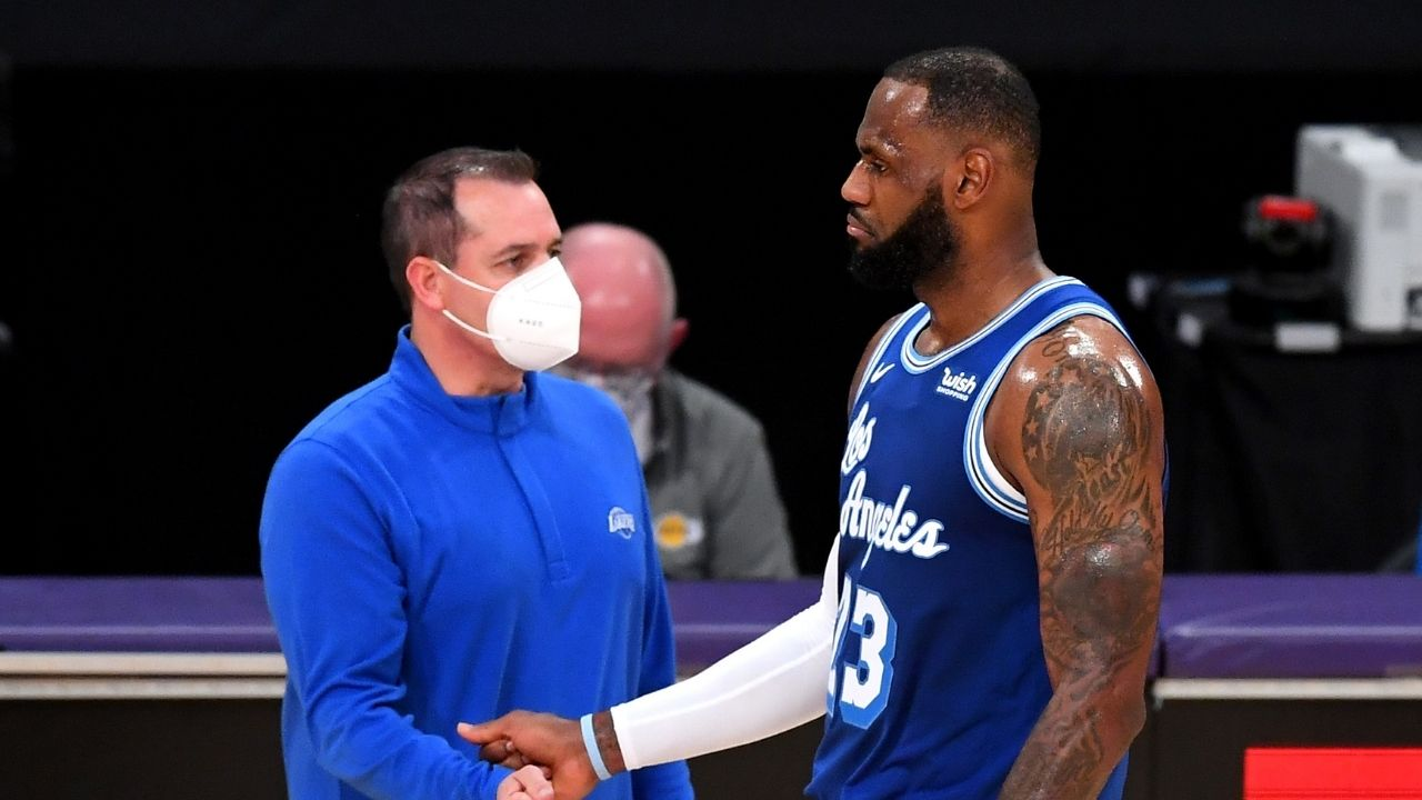 Is LeBron James playing tonight vs Trail Blazers? Lakers release ankle injury report ahead of game against Damian Lillard and co