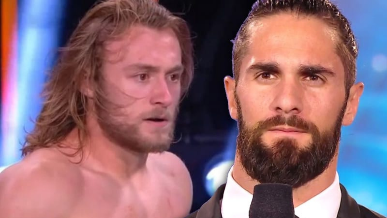 Seth Rollins comments on Ben Carter signing with the WWE