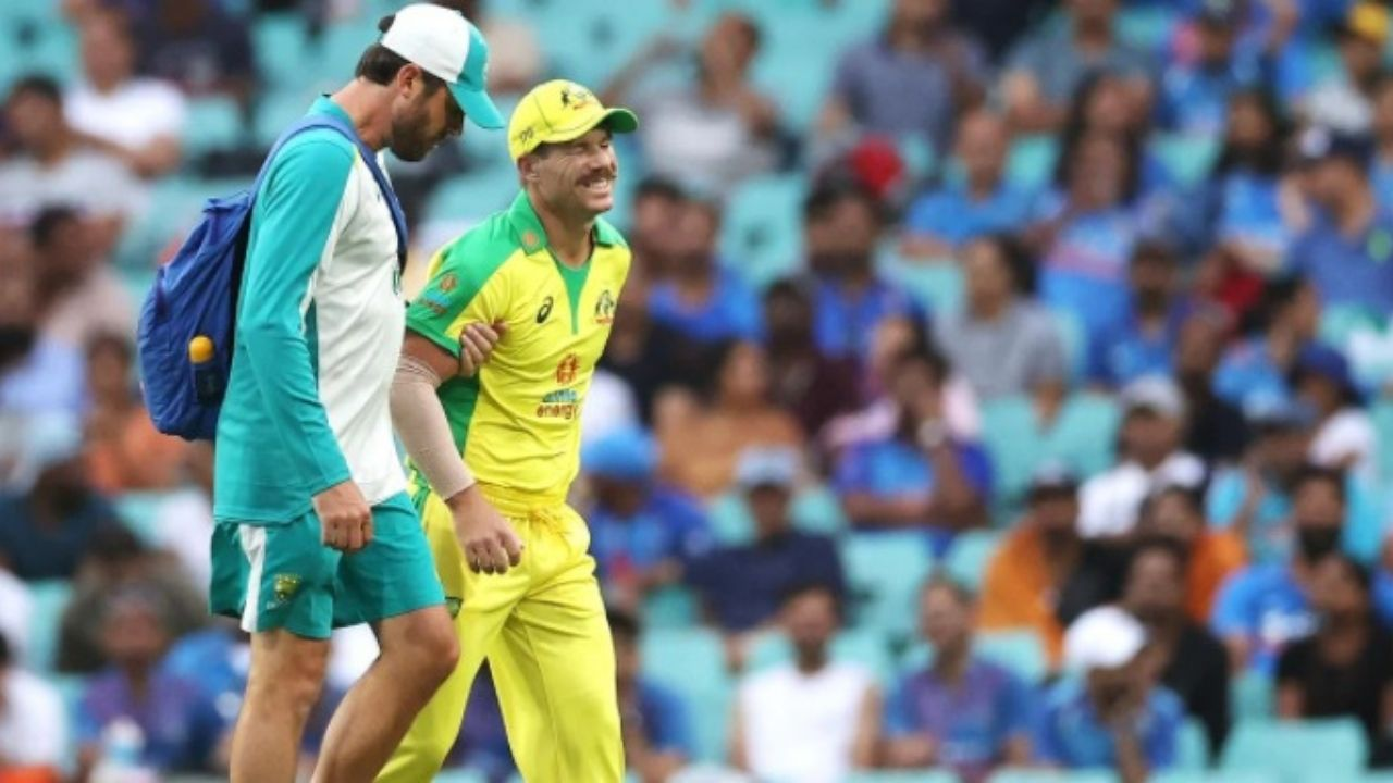 Why David Warner is not playing: Who will open for Australia in Warner's absence in Canberra ODI?