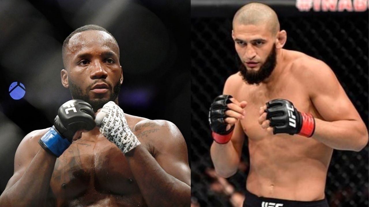 UFC News: Leon Edwards Vs. Khamzat Chimaev Scrapped From The December 19 Fight Card
