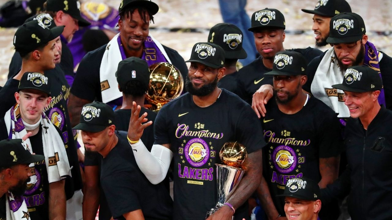 Lakers Ring Ceremony 2020 What Time Do Lebron James And His Teammates Get The Nba Championship Rings Tonight The Sportsrush