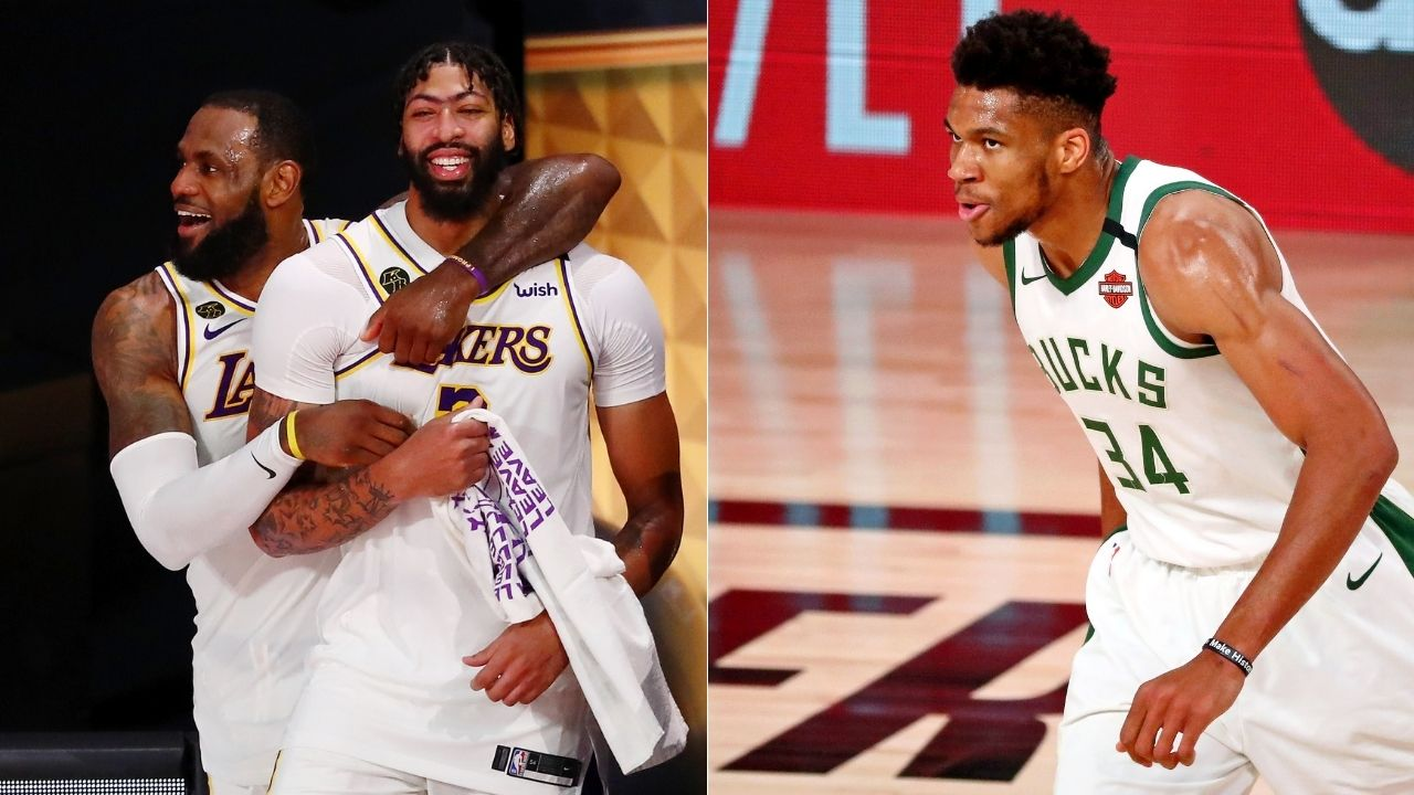 """Want LeBron James or Anthony Davis to join the Bucks"""": Giannis"""