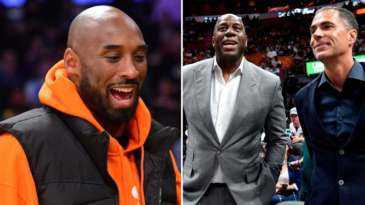 'I got Shaquille O'Neal and Kobe Bryant over Magic and Kareem all day': Skip Bayless explains which Lakers duo was better