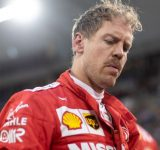 """""""I had the ambition to win the title with Ferrari and we failed"""" - Sebastian Vettel looks back at his time at Ferrari as he prepares for Aston Martin next season"""