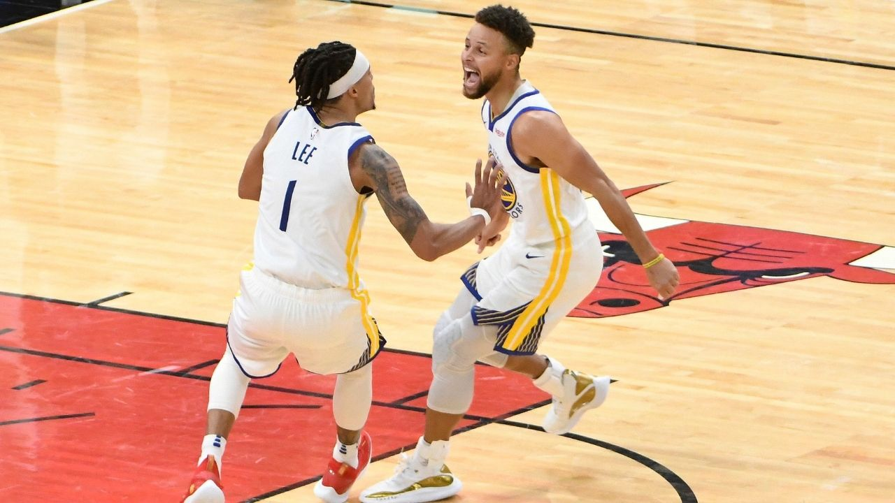 Braids Gone And He S Back Steph Curry Changes Hairstyle And Lets Dreadlocks Go Drops 36 Points In The Warriors First Win The Sportsrush