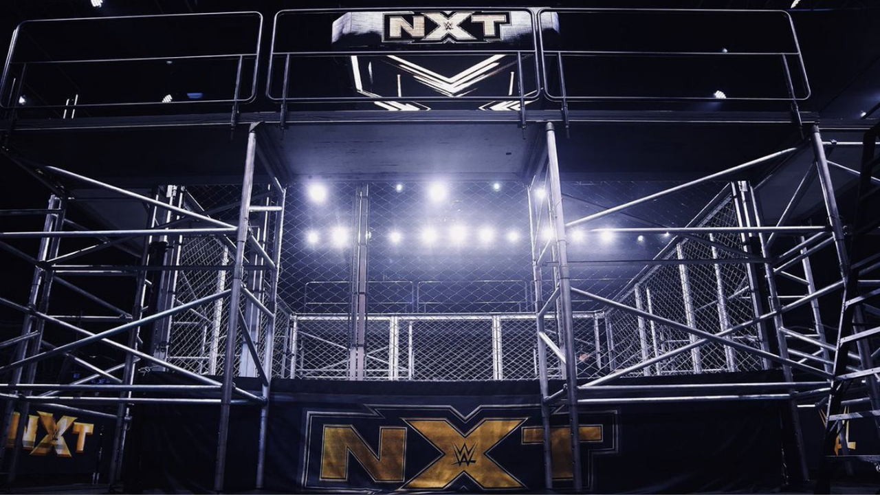 Fight Pit match set to make a return at WWE NXT New Year's Evil