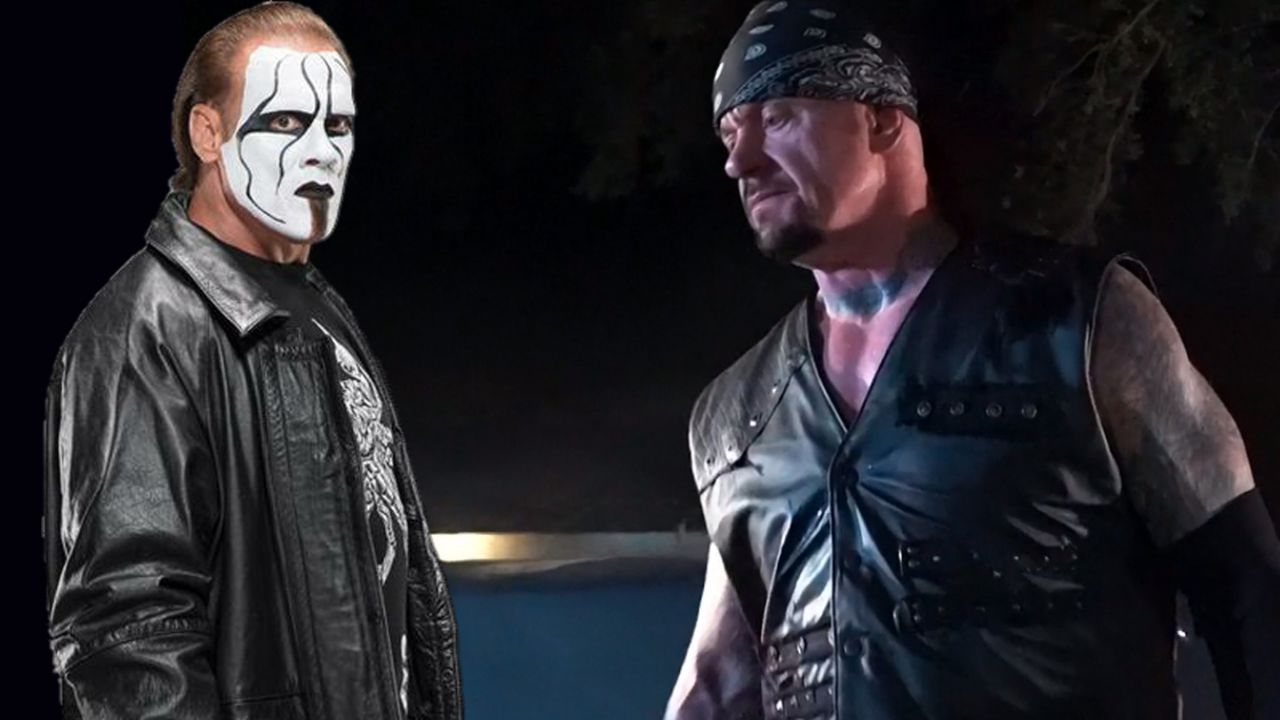 Sting wanted to do a Cinematic match with Undertaker but Vince McMahon refused