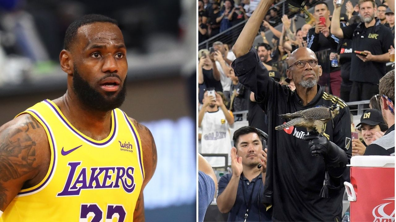 'LeBron James and Kareem Abdul-Jabbar are spreading hate in the name of BLM': Jason Whitlock attacks Lakers legends for double standards