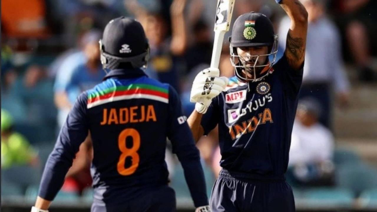 Hardik Pandya highest score in ODI: Twitter reactions on Pandya-Ravindra Jadeja's 150-run partnership in Canberra ODI