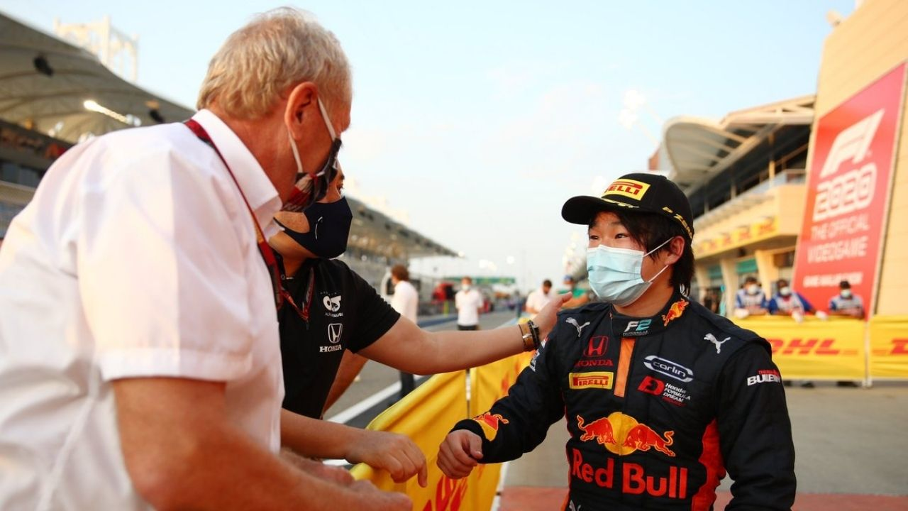 """""""That's why we brought him to Europe""""- Helmut Marko reveals what impressed him about Yuki Tsunoda"""