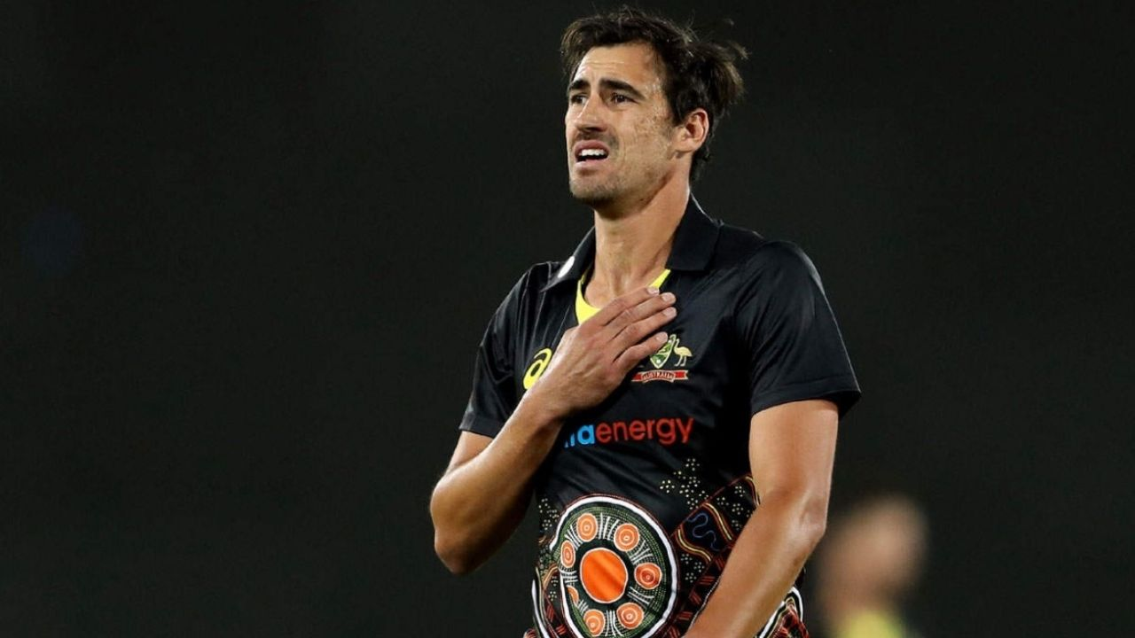 Mitchell Starc opts out of T20I series: Why is Mitchell Starc not playing  today's 2nd T20I between Australia and India? | The SportsRush