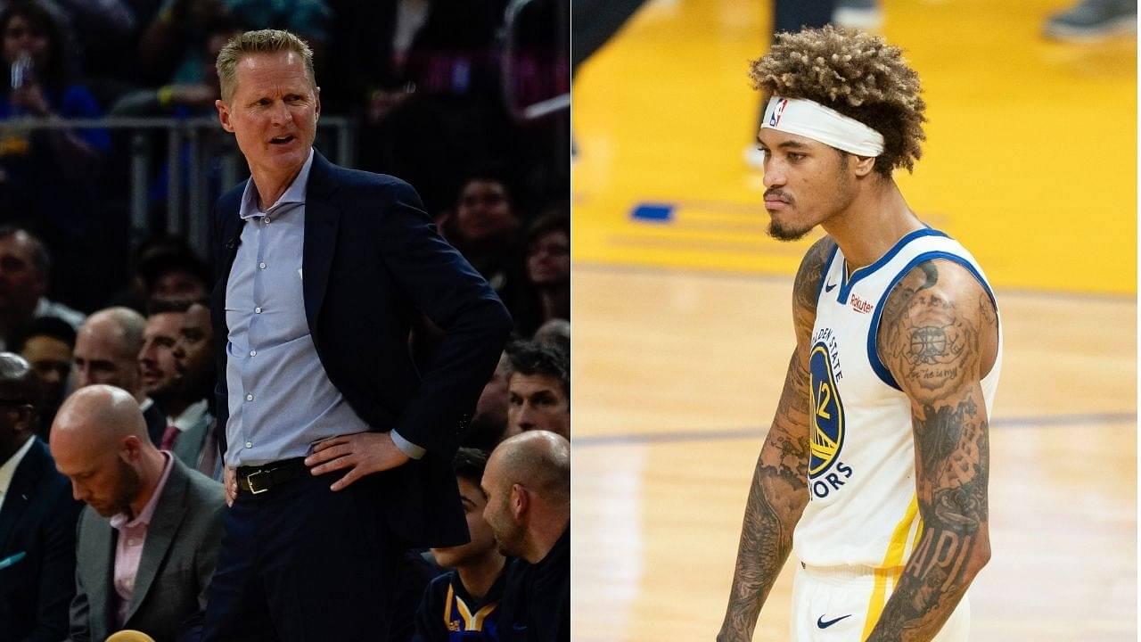 'Michael Jordan is the biggest s**t talker ever': Kelly Oubre jokes about Warriors head coach Steve Kerr stealing trash talk from Bulls legend