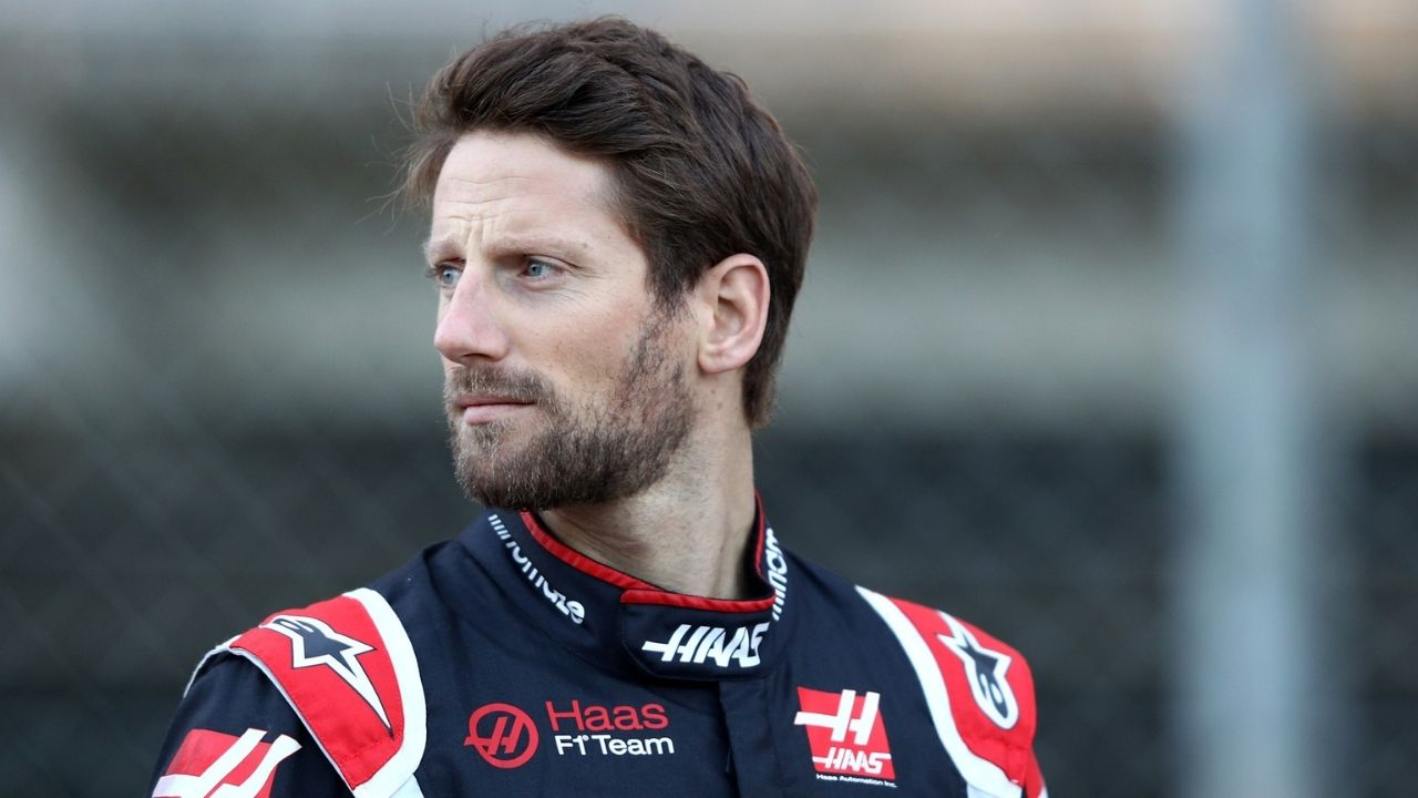 """""""That's an hell of a Xmas present""""- Romain Grosjean cheers fans amidst recovery"""