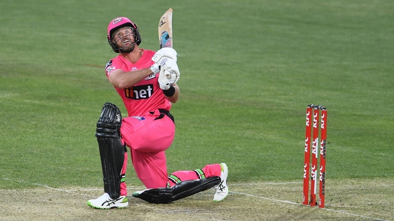 Fastest 50 in BBL: Watch Dan Christian smashes 15-ball half-century in Sydney Sixers vs Adelaide Strikers clash