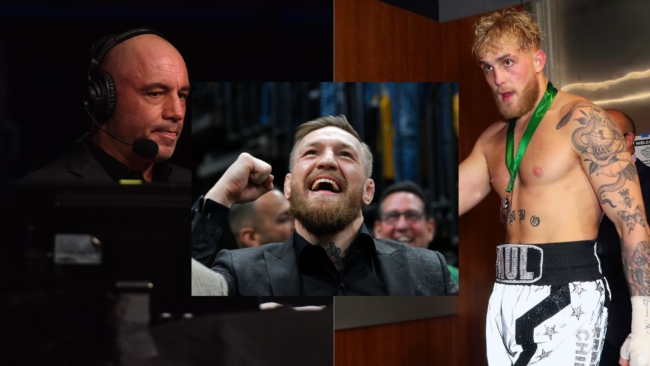 Nate Diaz destroys Jake Paul over recent calls from UFC fighters