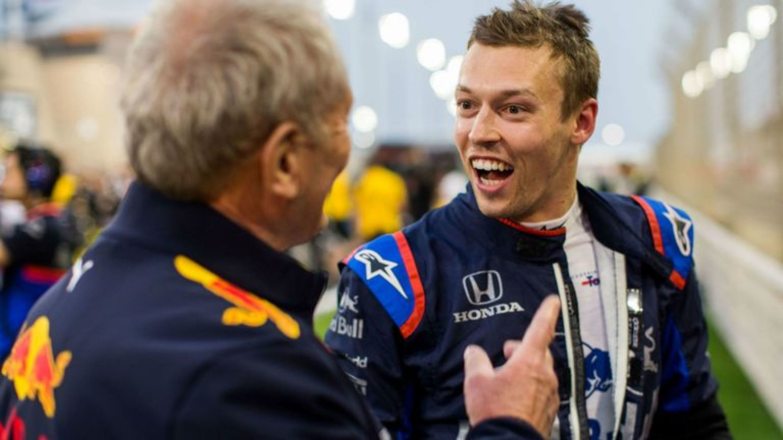 """""""I always wanted to have a proper fight for the world championship"""" - Daniil Kvyat makes his aspirations clear for this decade in F1"""