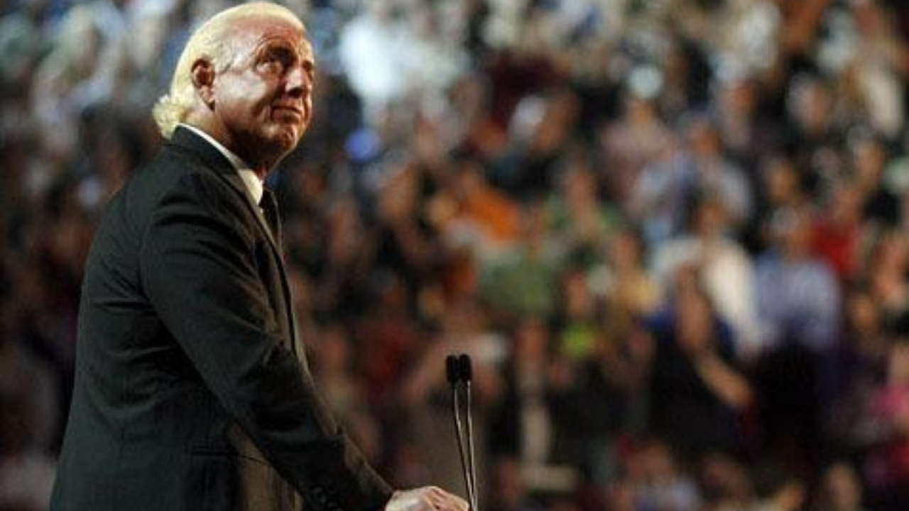 Ric Flair says the WWE is building a physical Hall of Fame in Orlando, Florida