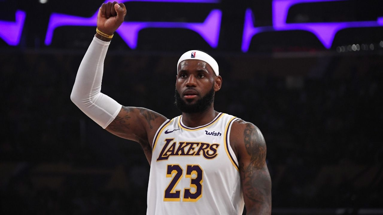 """""""Be warned LeBron James, I'll shoot you"""": Lakers star receives graphic death threat on Instagram from handle named 'Witness Kevin Durant'"""