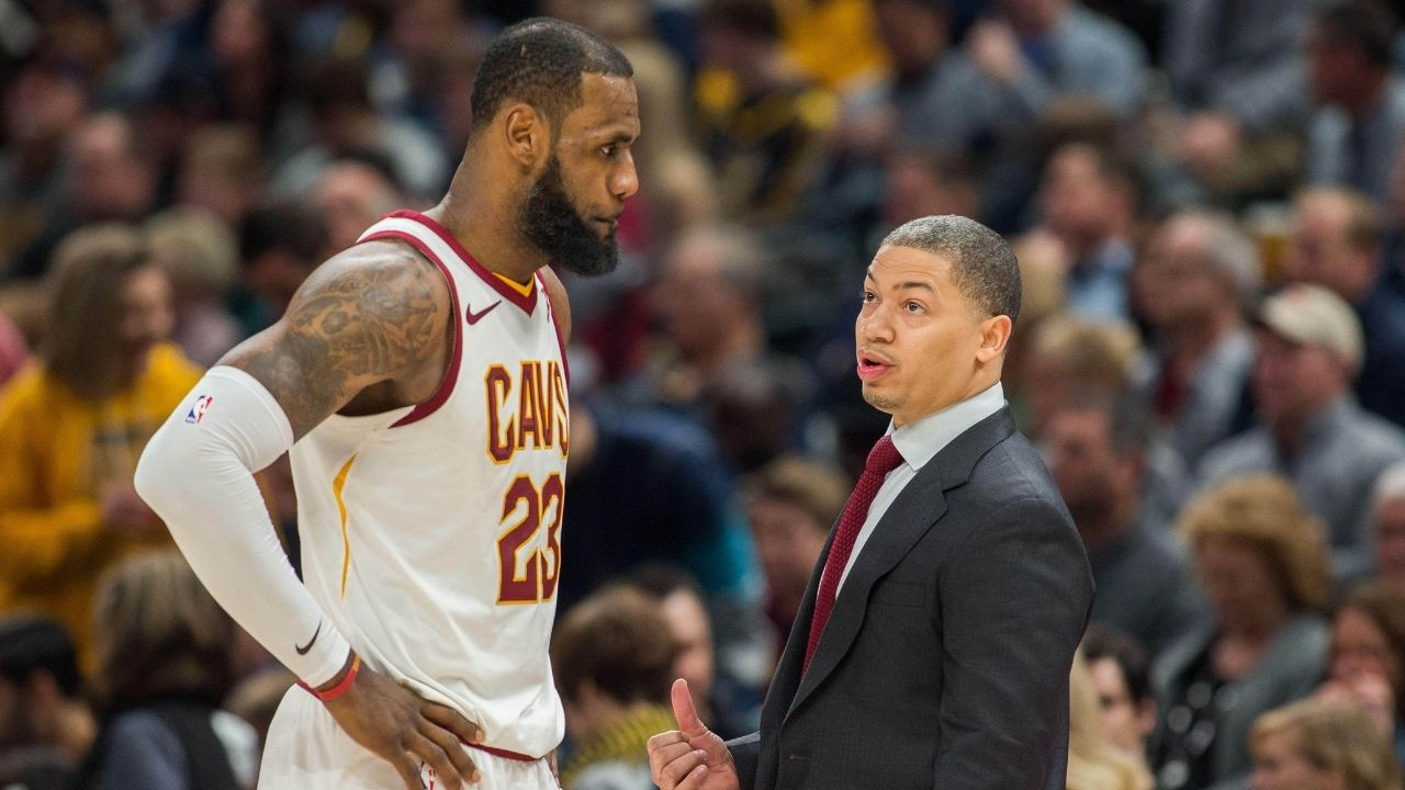 'Why don't you guys play and I'll f**king coach?': When LeBron James and Kyrie Irving were rebuked by Ty Lue with Cavs