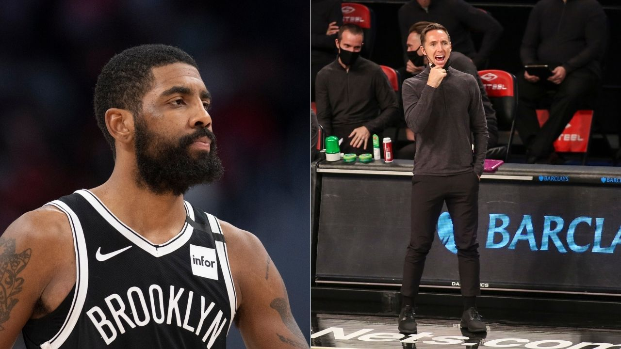 'I think I have to take back my statement': Kyrie Irving revises stance on Nets' head coaching situation after playing under Steve Nash