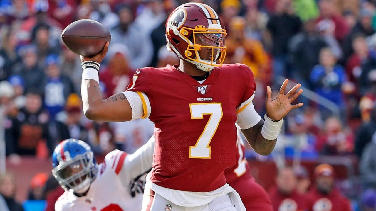 """""""He Was Going to Actually Throw Up in the War Room"""": Washington Football Team Coaches Didn't Want to Draft Dwayne Haskins"""