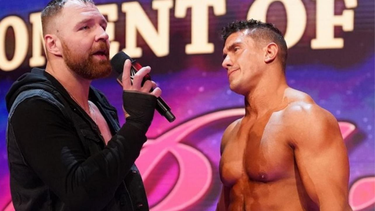 EC3 thanks Jon Moxley for his comments on his disastrous WWE run