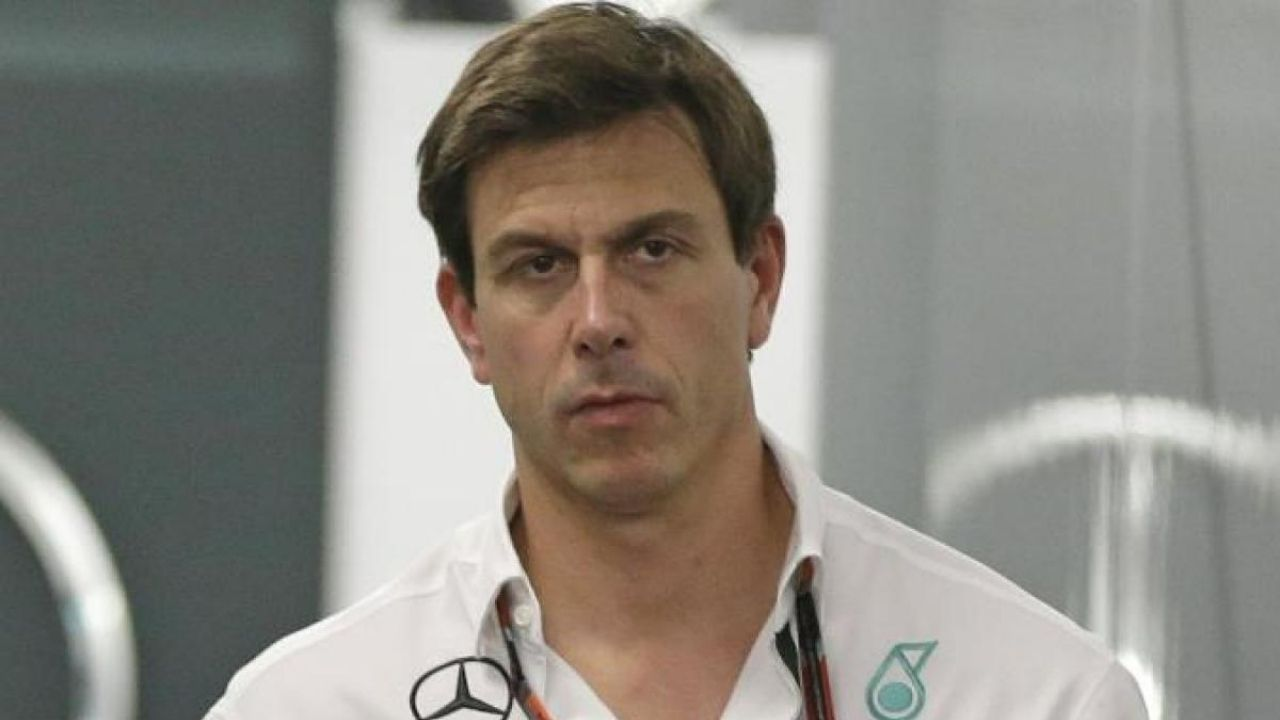 """""""If someone who could do a better job then I would hand the baton over""""- Toto Wolff on extending his stay"""
