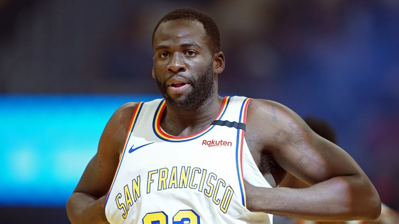 Is Draymond Green playing tonight vs Nets? Warriors release worrying foot injury update ahead of season opener against Kevin Durant and Kyrie Irving