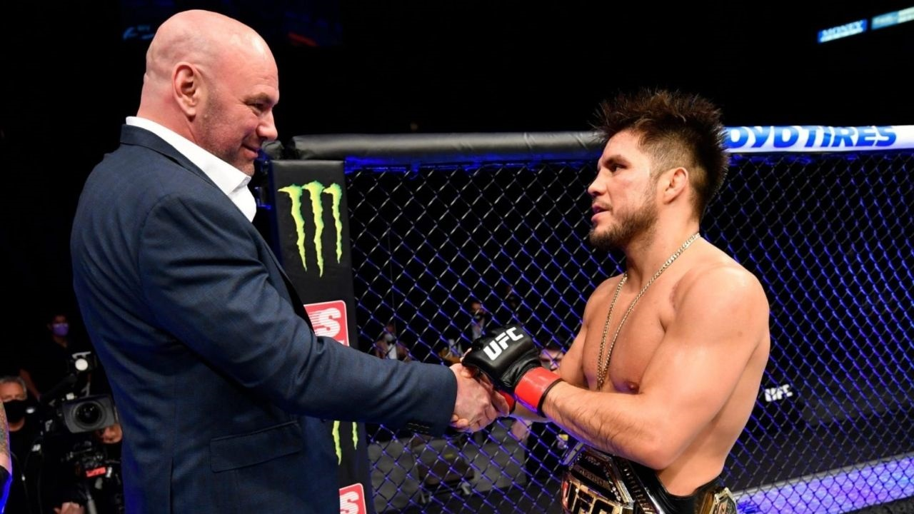 'A quick taste of what I would do to your Rentachamps'- Henry Cejudo Sends Out a Message To Dana White